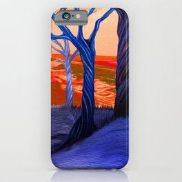 """""""Wind Whispers & Wave Lullabies"""" iPhone Case"""