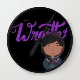 The Wraith 2 Wall Clock