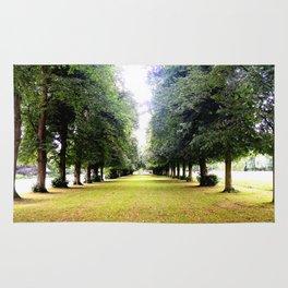 Tree Lined Rug
