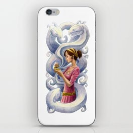 Pandora's Box iPhone Skin