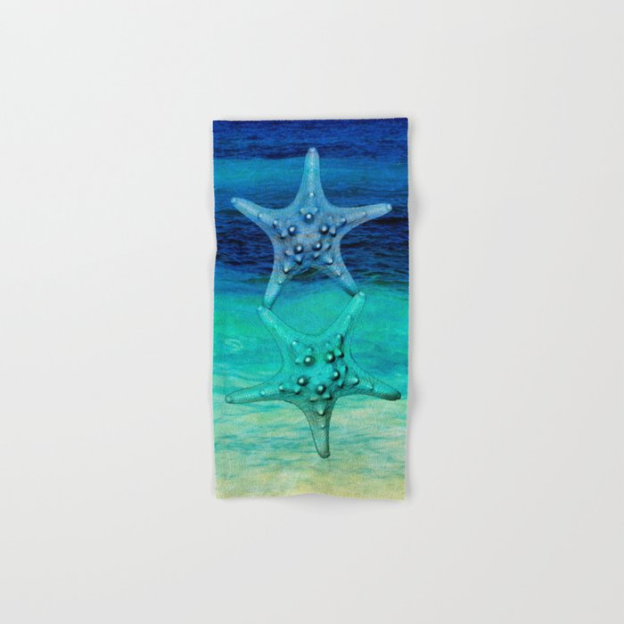 STARS OF THE SEA Hand & Bath Towel