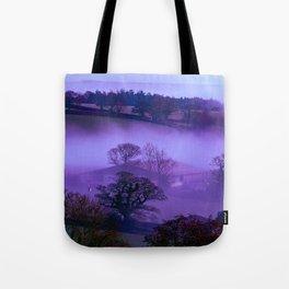 Fog 27 Tote Bag