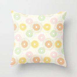 Slinky-like Throw Pillow