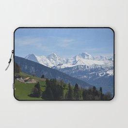 Eiger Bernese Oberland Switzerland Laptop Sleeve