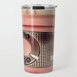 Retro rotary dial phone Travel Mug