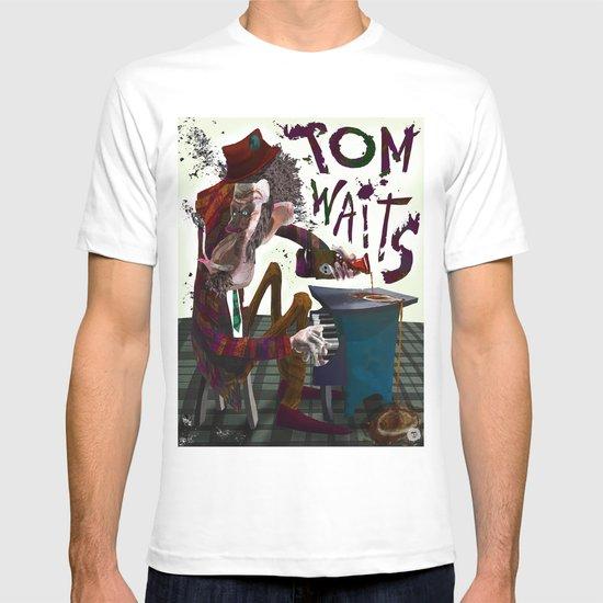Tom Waits by renecitosamsa