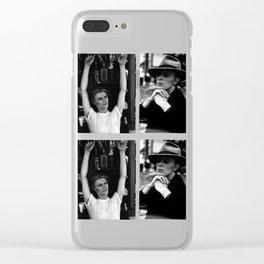 Blackstars and Dukes Clear iPhone Case