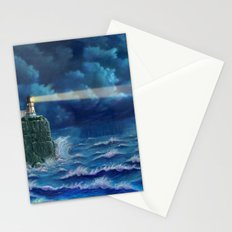 Split Rock Lighthouse, Duluth, MN Stationery Cards