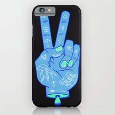 Peace, Love & Music iPhone 6 Slim Case