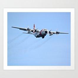 Coast Guard C130 Photography Print Art Print