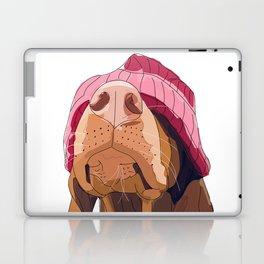 Hipster Vizsla Laptop & iPad Skin