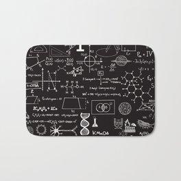 Science Madness Bath Mat