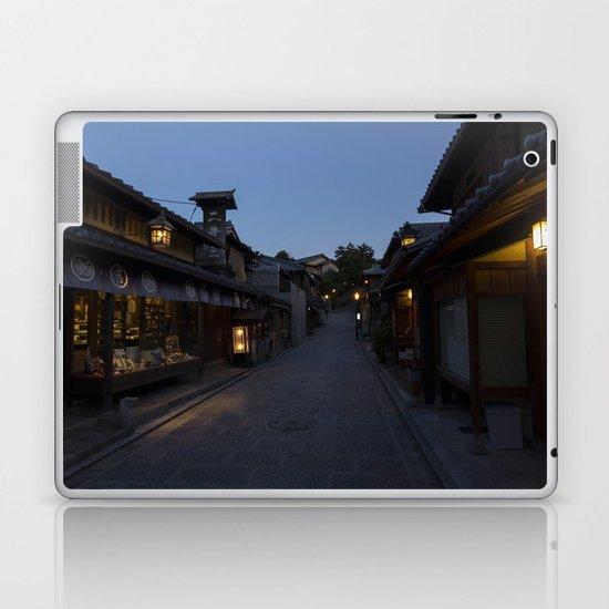 Nighttime Japan Laptop & iPad Skin