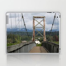 Across the Bridge and Beyond Laptop & iPad Skin