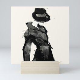 Form Mini Art Print