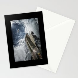 Phantom vs Mig 17 Stationery Cards
