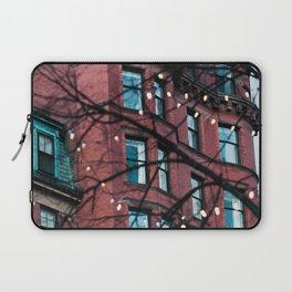 Boston Brownstone Laptop Sleeve