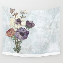 Revision of Anemones Wall Tapestry