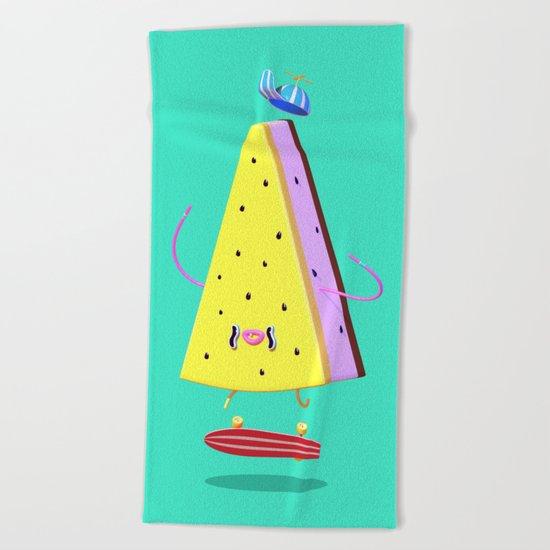 Lords of Foodtown II Beach Towel