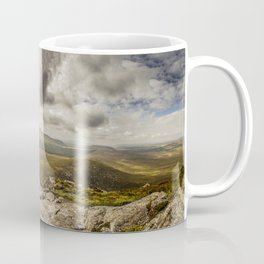 Ireland Mountain Landscape Panorama Coffee Mug