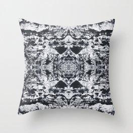 Algarve Abstraction Throw Pillow