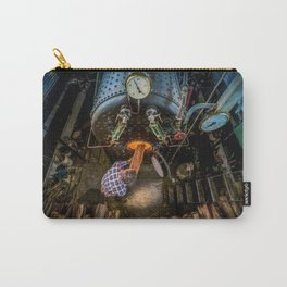 The Paddle Steamer Fireman Carry-All Pouch