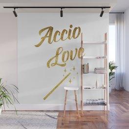 Accio Love Wall Mural