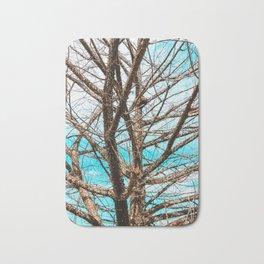 Costa Rica Trees Bath Mat