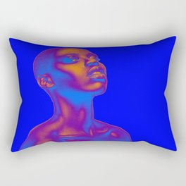Colored Summer Rectangular Pillow