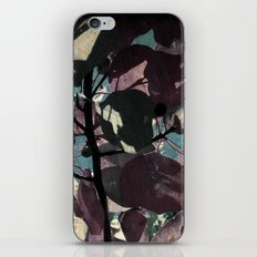 Cool Fall Leaves iPhone & iPod Skin