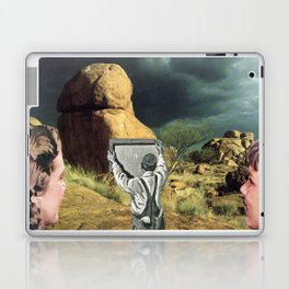 Trying To Change Nature, Never Works The Way You Want It To Laptop & iPad Skin