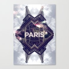 Paris I Canvas Print