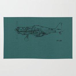 FW - 190 (Colour) Rug