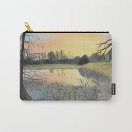 Nudity On The Water Carry-All Pouch