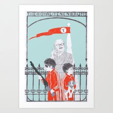 Me and Julio Down By The Schoolyard Art Print