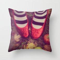 Dorothy Wizard of Oz Throw Pillow