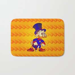 Uncle Scrooge - Ducktales Bath Mat
