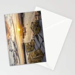 Lanes cove sunset last night 5-20-18 Stationery Cards