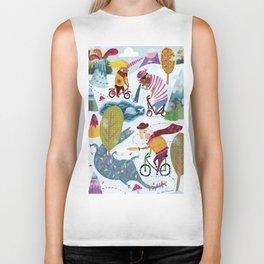 Bicycle love Biker Tank
