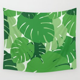 Summer leaves Wall Tapestry