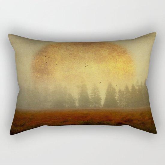 Fire of Life Rectangular Pillow