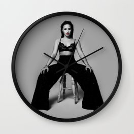 Demi #10 Wall Clock