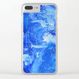 Splash Clear iPhone Case