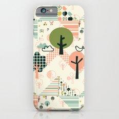 Apple Orchard Zig Zag iPhone 6 Slim Case