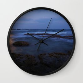 Moonset \ Sunrise Wall Clock