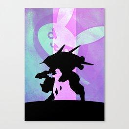 D.Va Poster Print. Canvas Print