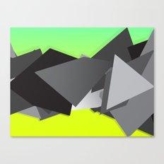 Spacejunk Canvas Print