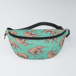 Elephant Ocean Fanny Pack