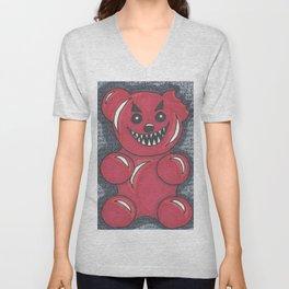 Don't Feed The Gummy Bears! Unisex V-Neck