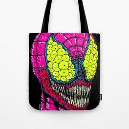 Spider Eyes Tote Bag